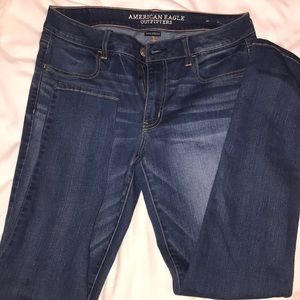 AE jeans size 12 long jegging